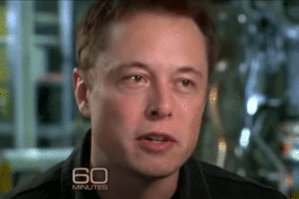 """Elon Musk - """"Never Give Up"""""""