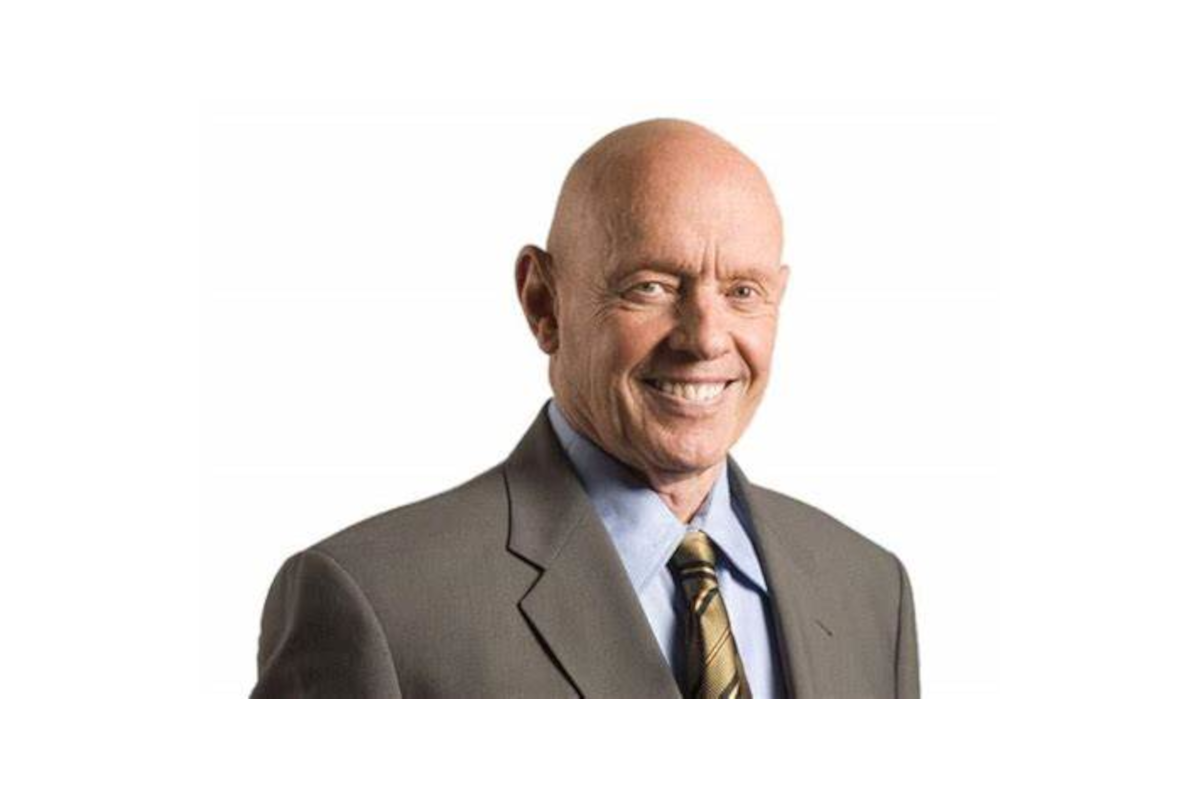 Dr Stephen Covey